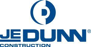 JE Dunn Logo PMS 288