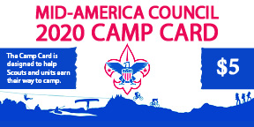 Camp card email sig.