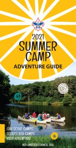 Summer Camp Guide cover 1