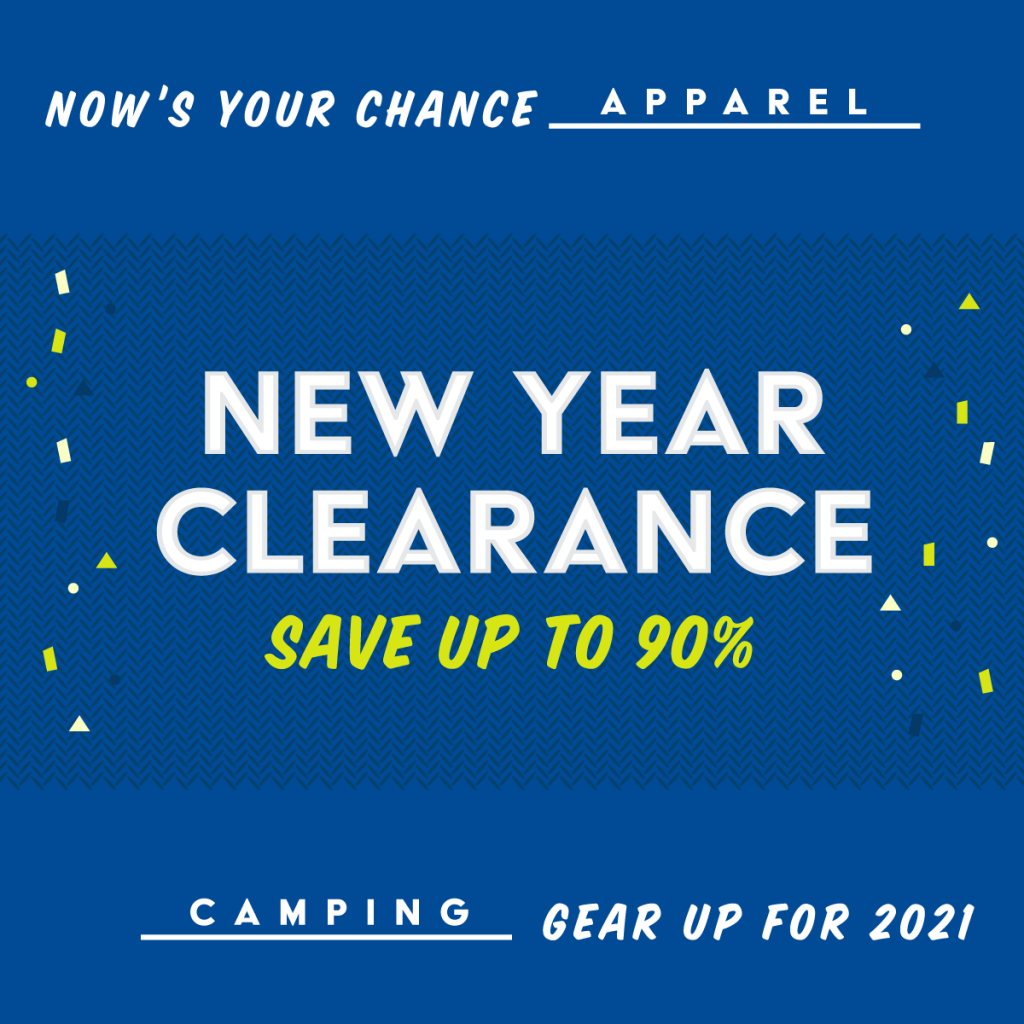 Clearance Event Graphic (1080x1080)